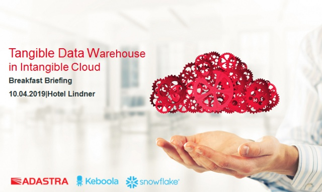 Breakfast Briefing: Cloud Data Warehouse jednoducho