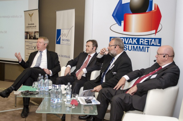 Slovak Retail Summit 2013